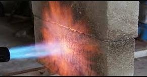 Fire Resistance Of Concrete Concrete Fire Building Materials