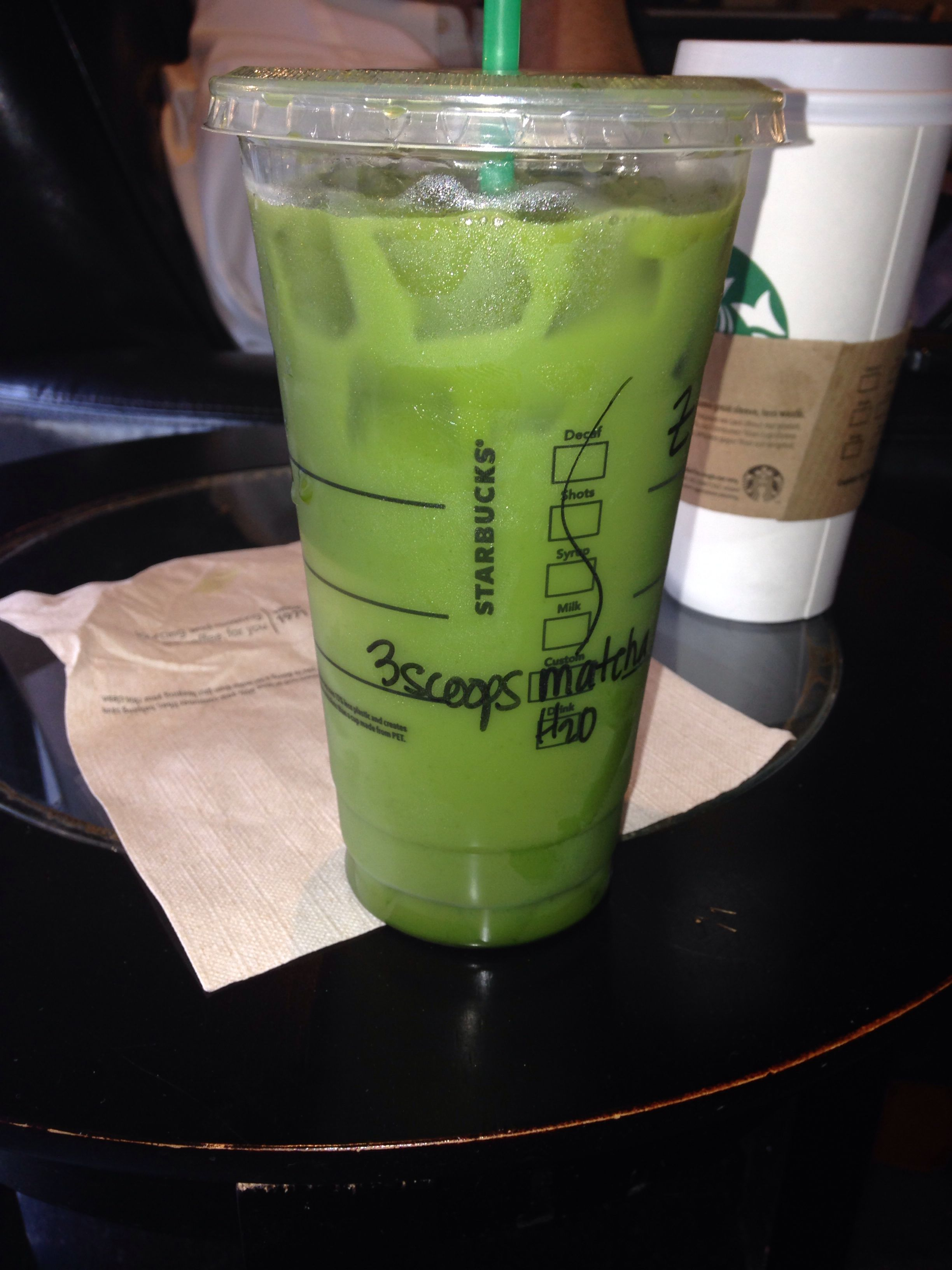 Cheap Starbucks Healthy Drink Ask For Venti Ice Water With