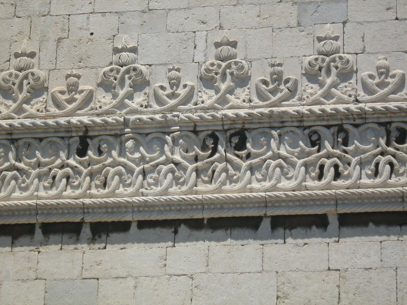 Detalhe do Mosteiro dos Jerónimos - Belém