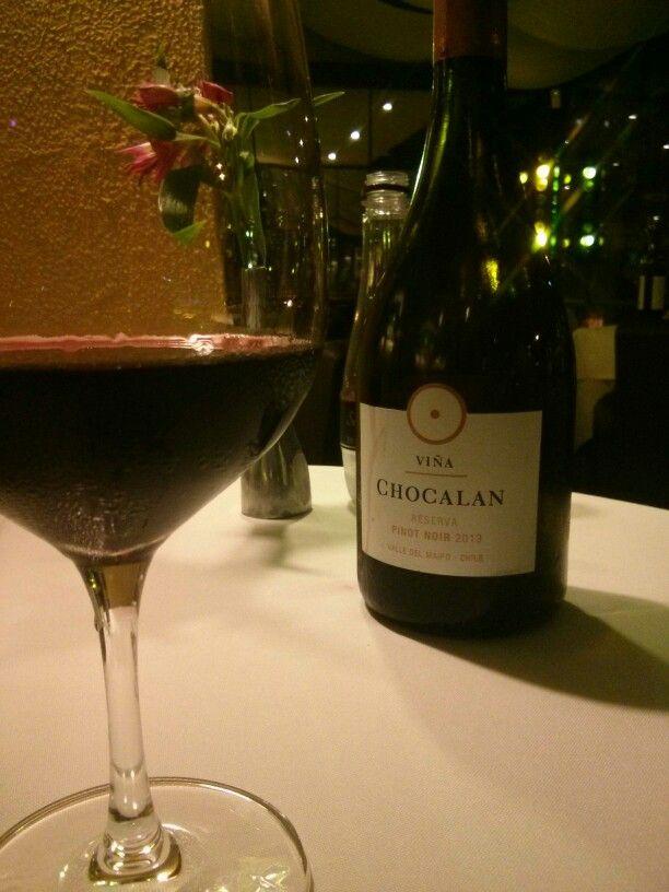 Excelente Pinot noir
