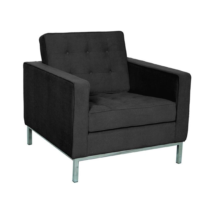 Florence Fabric Armchair Possible Arm Chair For Reception Area. $629.00    Possible Lounge Chair