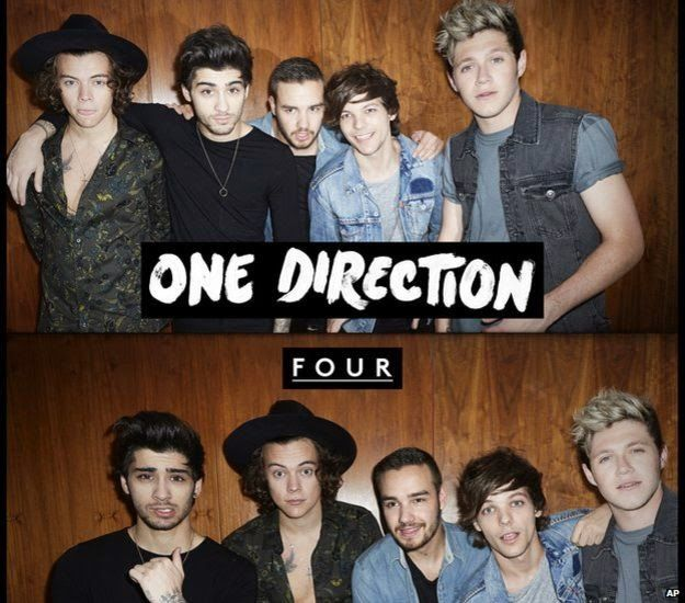 One Direction's Four top the UK Chat with 142,000 ...