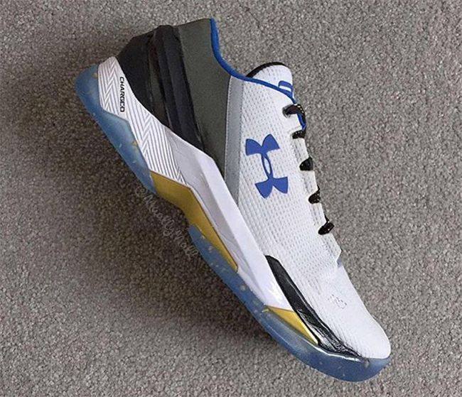 988c1244afb2 ... usa under armour curry 2 low warriors 72195 dc820