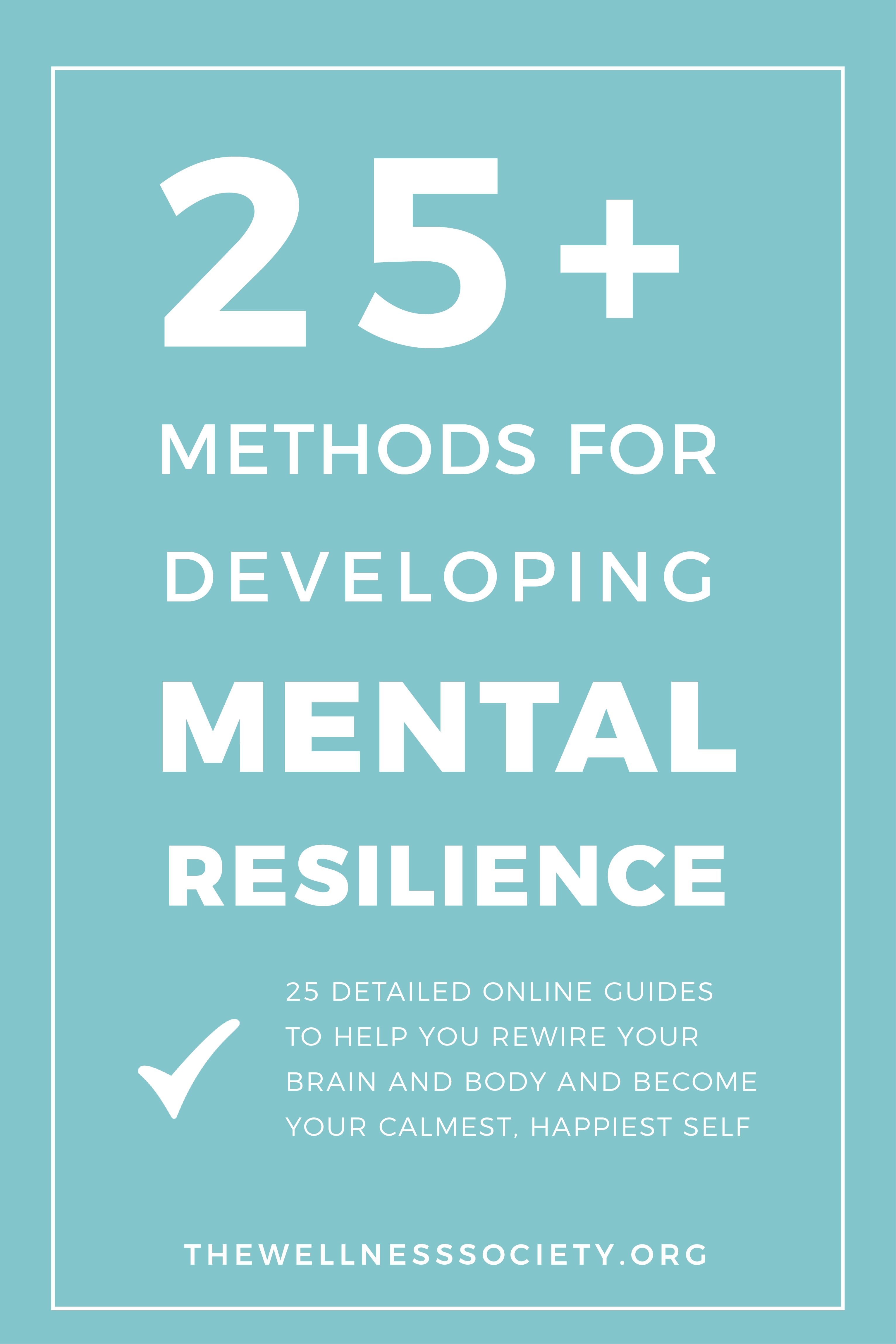 Want To Boost Your Mental Resilience Check Out