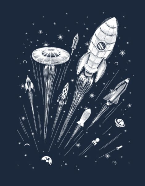 Image Result For Outer Space Graphic Design
