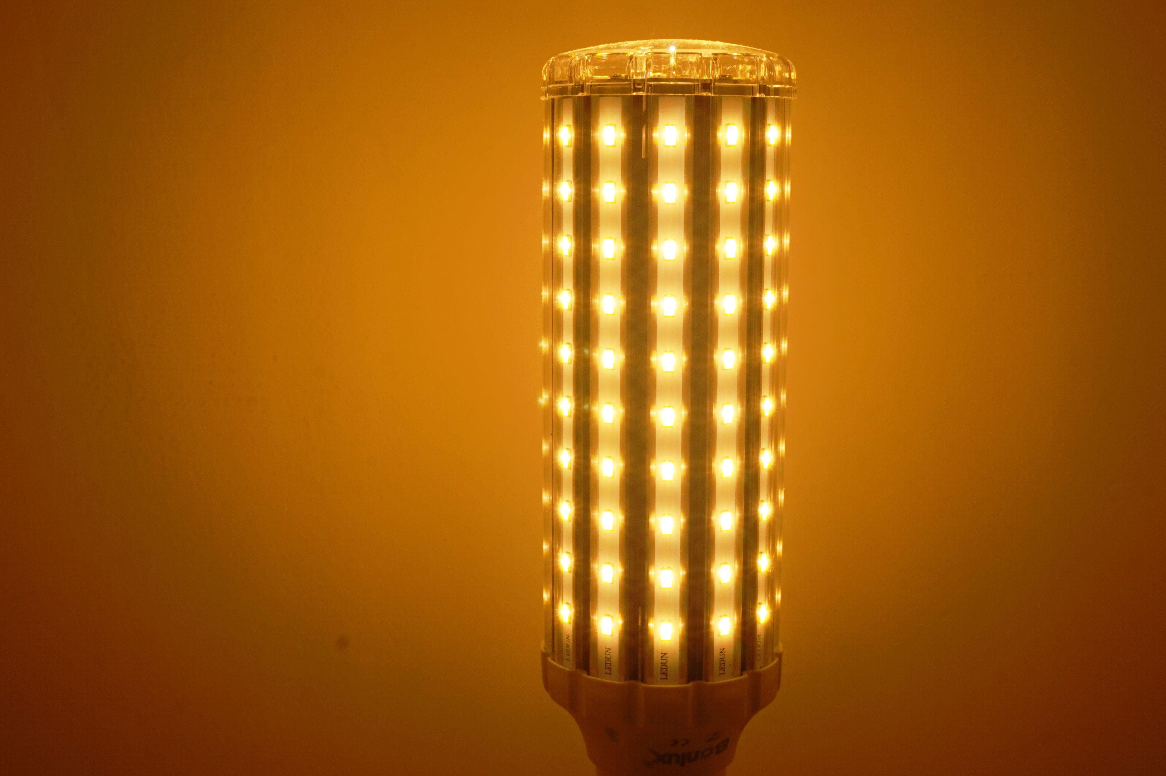 LED Corn Bulb Mogul Screw Base E39 E40 High Bay Retrofit LED Bulb 100W Daylight