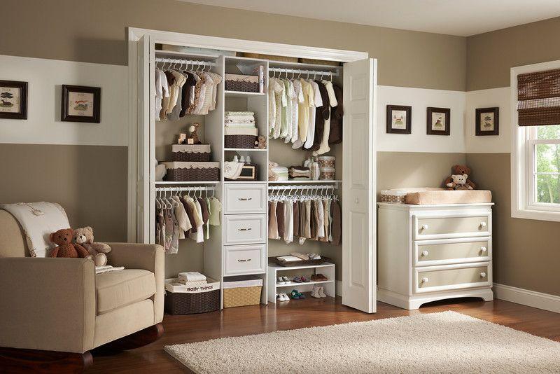 Sillon de color veige y la comoda baby rooms - Sillon habitacion bebe ...