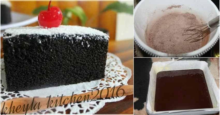 Resep Eggless Cake Coklat Sangat Moist Lembut Tanpa Telur Dan Tanpa Mixer Aaaahahahahaha Makin Pelitt Bisa Bisa Nanti Ada Resep Yang Kue Bolu Resep Kue