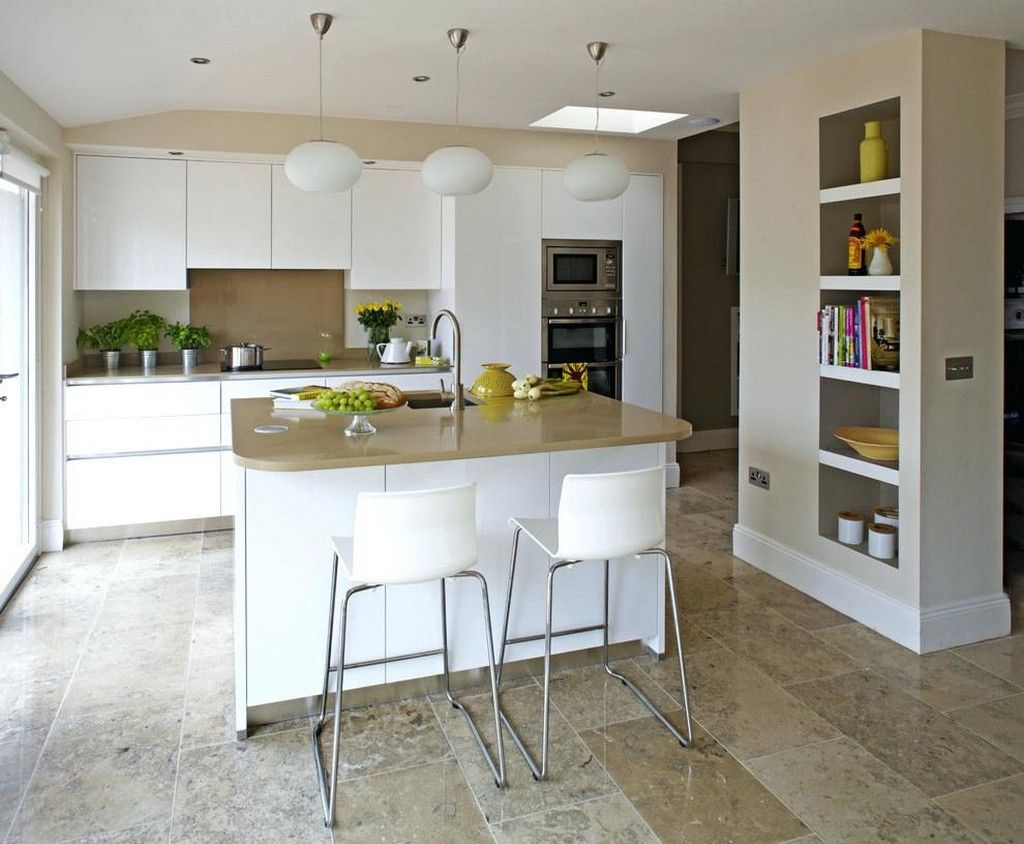 How To Decorate With White Bar Stools  Interior Design  Kitchen Unique Kitchen Design Brands Inspiration Design