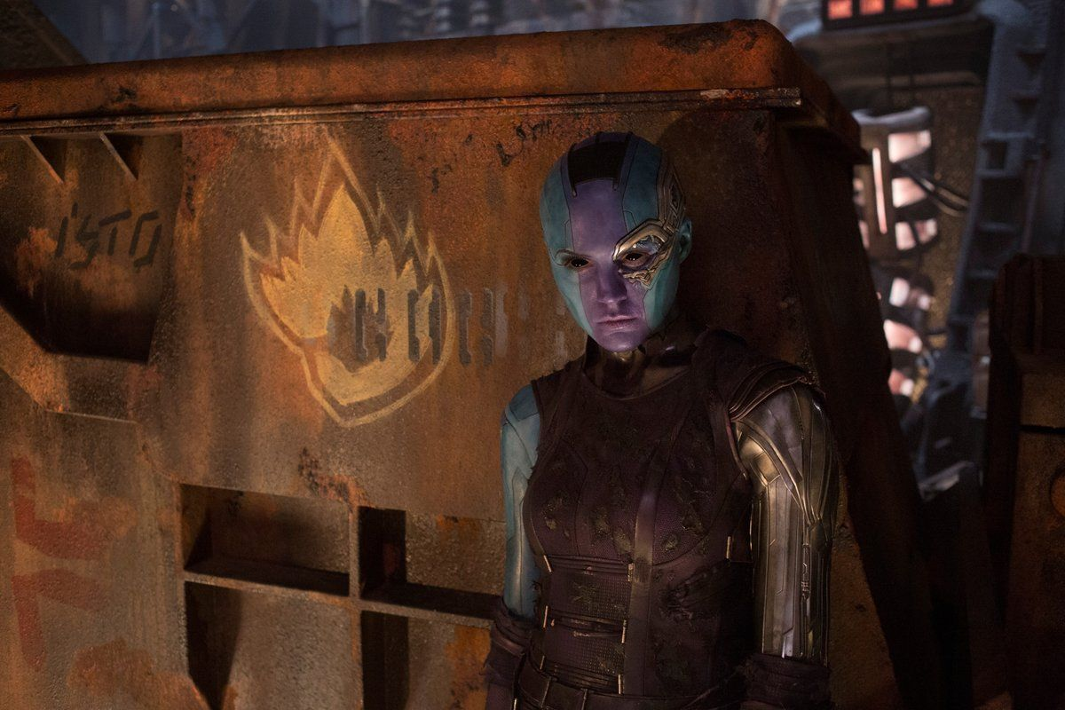 GUARDIANS OF THE GALAXY VOL. 2 Gets Some New Hi-Res Stills, BTS Images, And An Official PG-… | Nebula marvel, Guardians of the galaxy, Guardians of the galaxy vol 2
