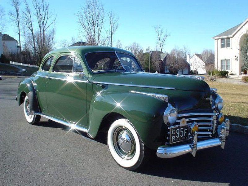 1941 Chrysler Windsor | Classic Cars | Pinterest | Cars and Mopar