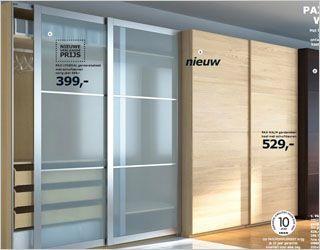 Ikea Pax Schuideuren A Lovely Home Ikea Closet Doors