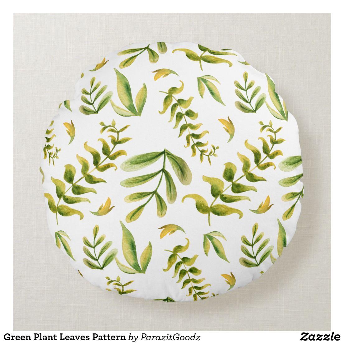 Leaf Leaves Decorative & Throw Pillows | Zazzle