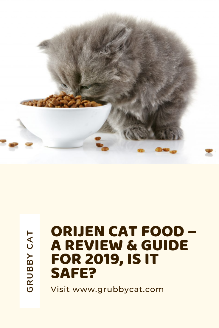 Orijen Cat Food A Review & Guide For 2019, Is It Safe