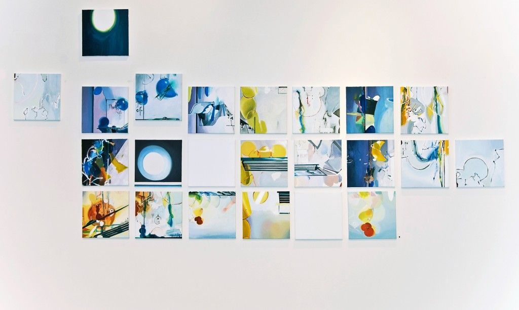 A Few Words with 2013 Emerging Artist and painter InKyoung Chun | CommonCreativ ATL