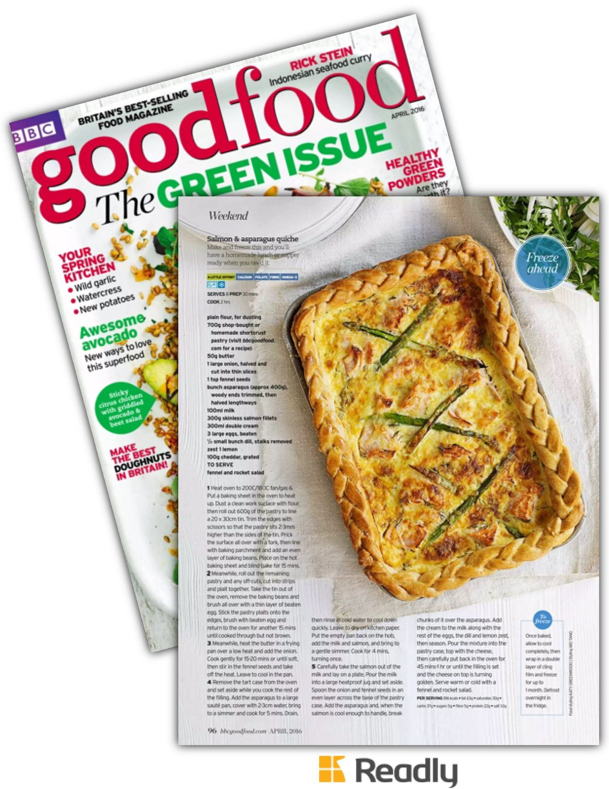 Suggestion about bbc good food april 2016 page 96 fish recipes suggestion about bbc good food april 2016 page 96 forumfinder Images