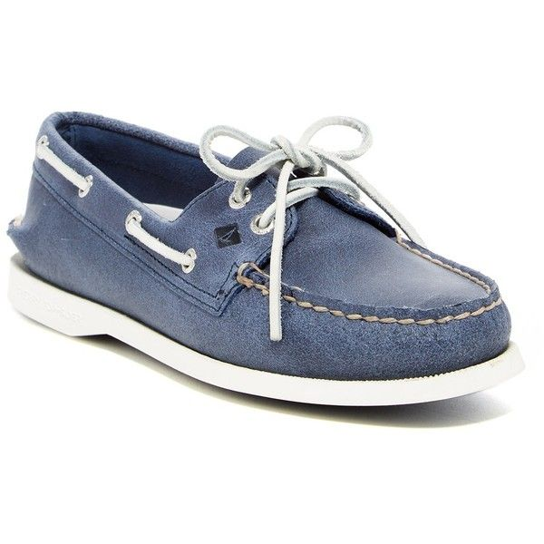 Boat shoes rubbing ankle