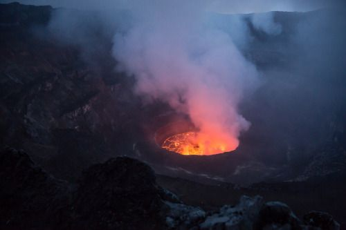 mount nyiragongo volcanoes world magnificent and Check for travelers guide to mount nyiragongo volcano on info of where to stay, nyiragongo hike permit,getting there & trusted tour operators & nyiragongo facts.