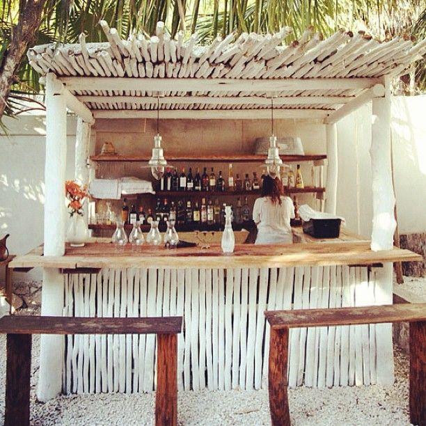 Portable Bar On Pinterest Small Home Bars Bars And