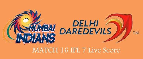 Watch Delhi Daredevils Vs Mumbai Indians Live Streaming Online Free Live Score Card Of Match On Star Sports Live Live Cricket Streaming Live Football Streaming