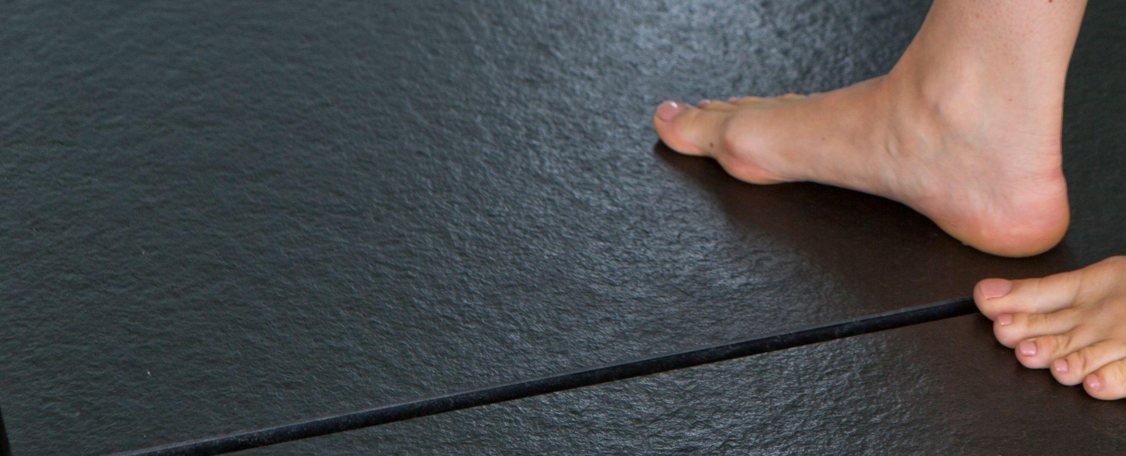 Bodentiefe Duschen aus Naturstein Marmordusche Elegant