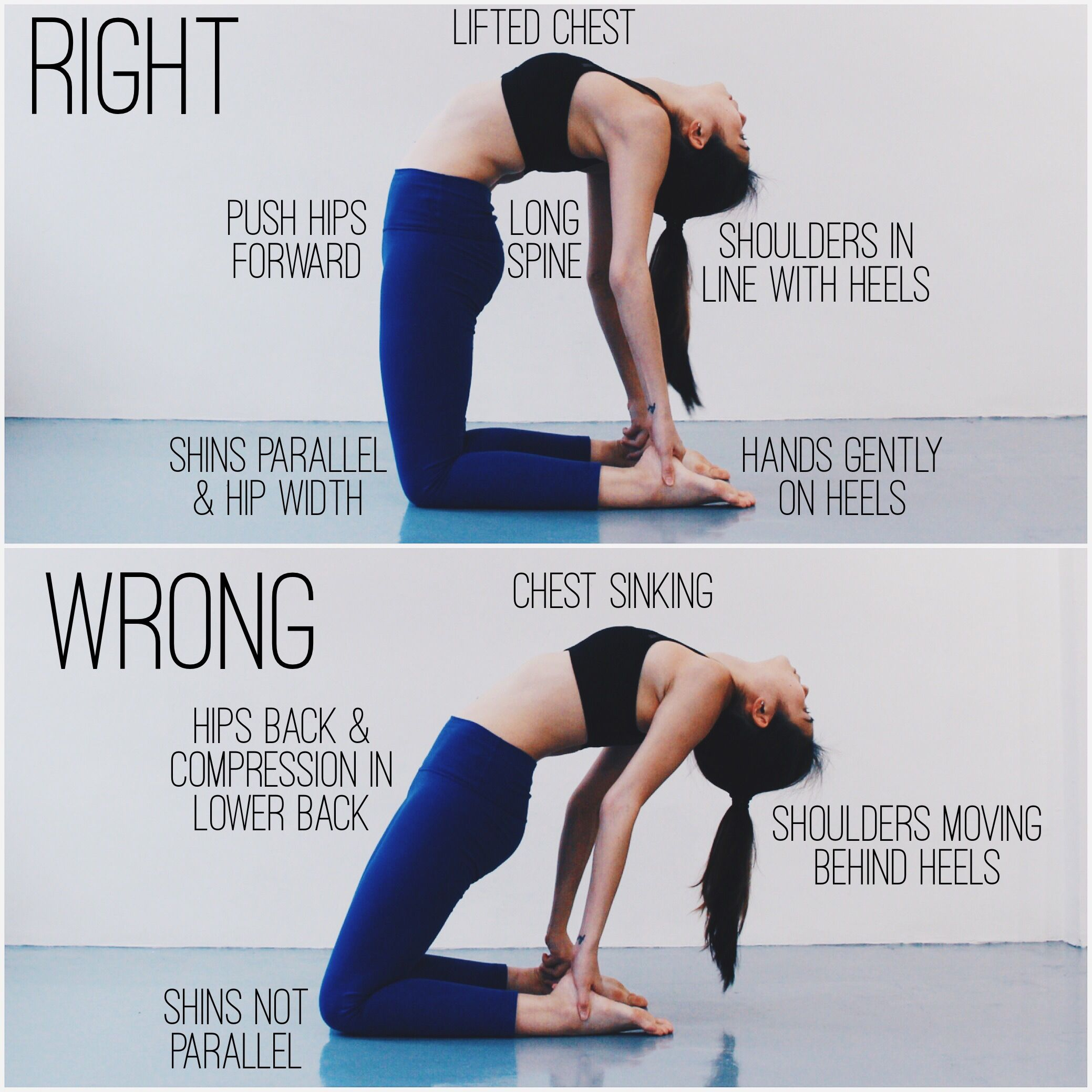 How to Do Camel Pose (Ustrasana) in Yoga How to Do Camel Pose (Ustrasana) in Yoga new foto