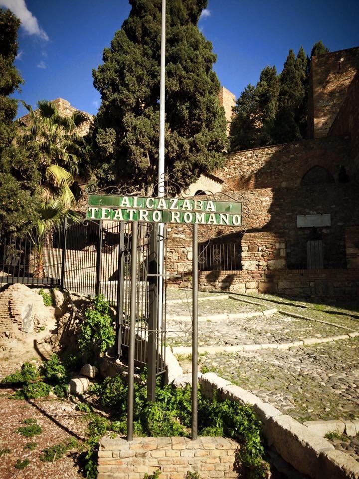 Alcazaba España   Andalucía Málaga