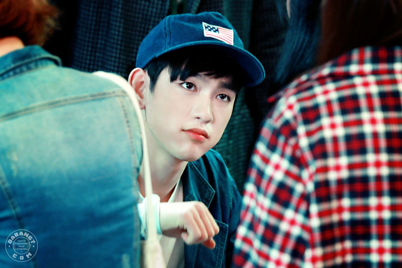 Jr. - Dream Knight Fansign Event 150415