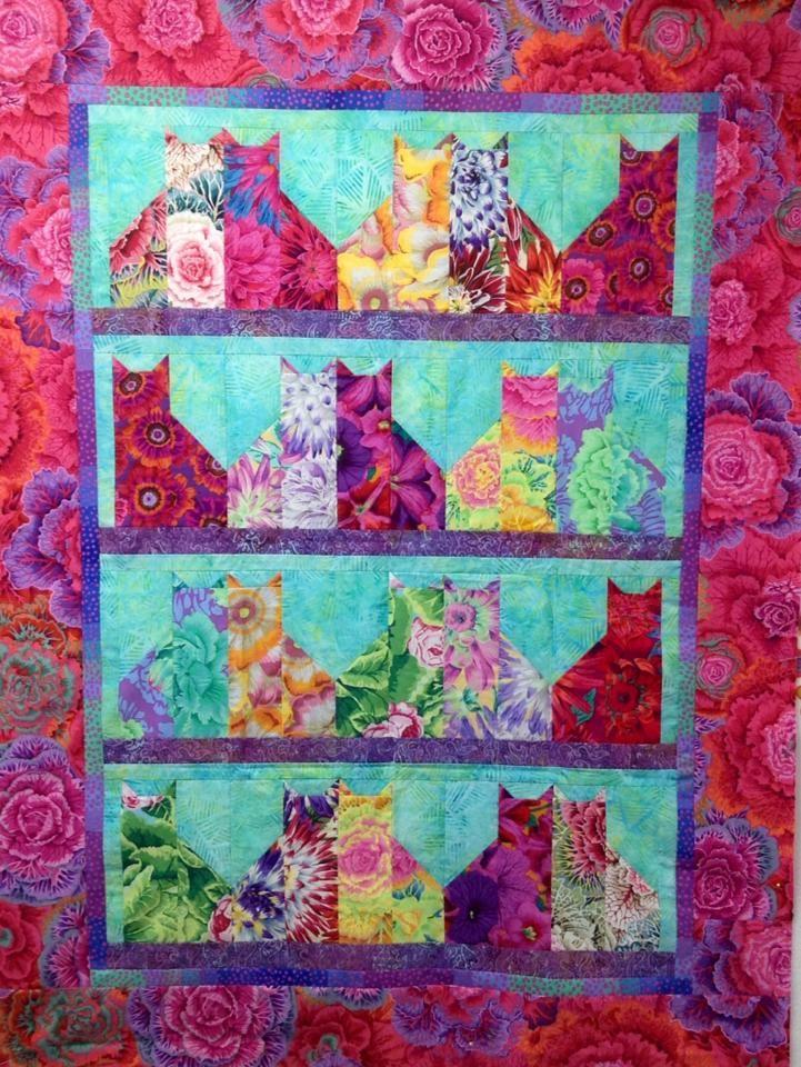 From Patricia Pruett Wood Love It I D Make This Cat