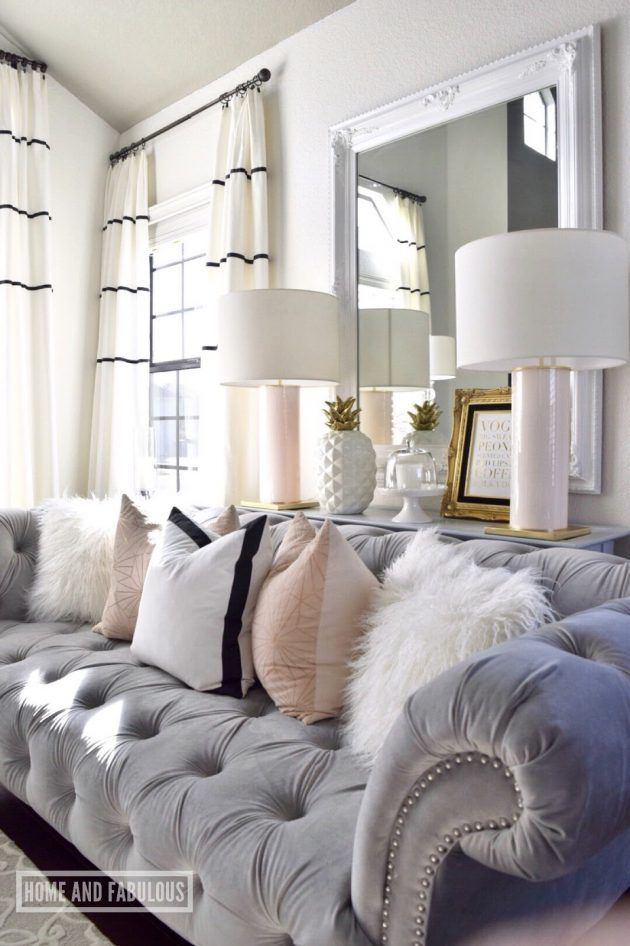 home decor inspiration living room marble flooring design for how one couch inspired a transformation furniture whether you re looking refresh or bigger makeover piece can inspire whole see the on our blog
