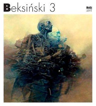 Album zawiera ponad 150 reprodukcji. Widać na nich drogę jaką artysta przebył, aby uzyskać swój niepowtarzalny styl, próby szukania własnej formy. Kolekcja pokazuje wszechstronność warsztatu Beksińskiego: malarstwo, fotografia, rysunek, formy abstrakcyjne.  http://moznaprzeczytac.pl/beksinski-3-praca-zbiorowa/