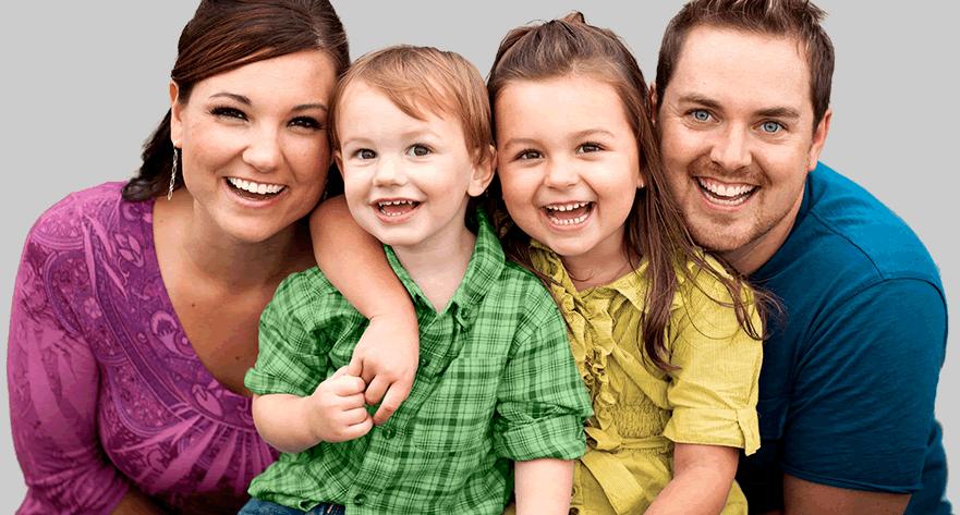 Klantprofiel 1 Jonge gezinnen met kleine kinderen