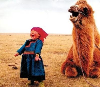 ha! This little Asian face makes me giggle!  Wonder if she is Mongolian?