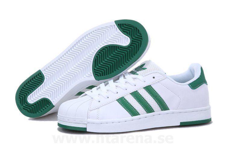 gröna adidas