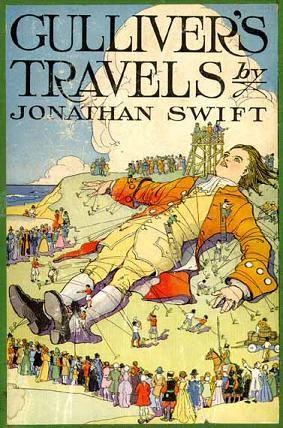Image result for gulliver's travels book