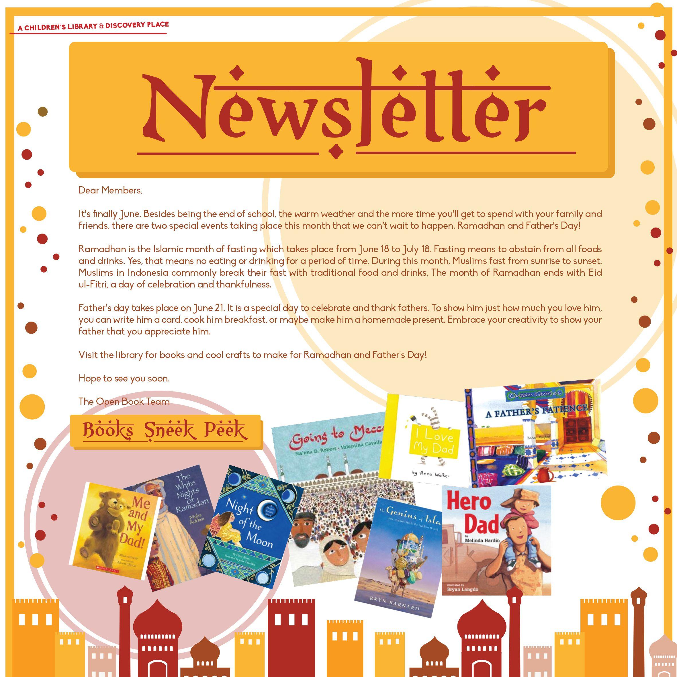 Newsletter Juni    Newsletters