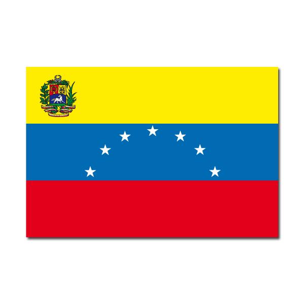 Bandera De Venezuela Bandera De Venezuela Pegatinas Bandera