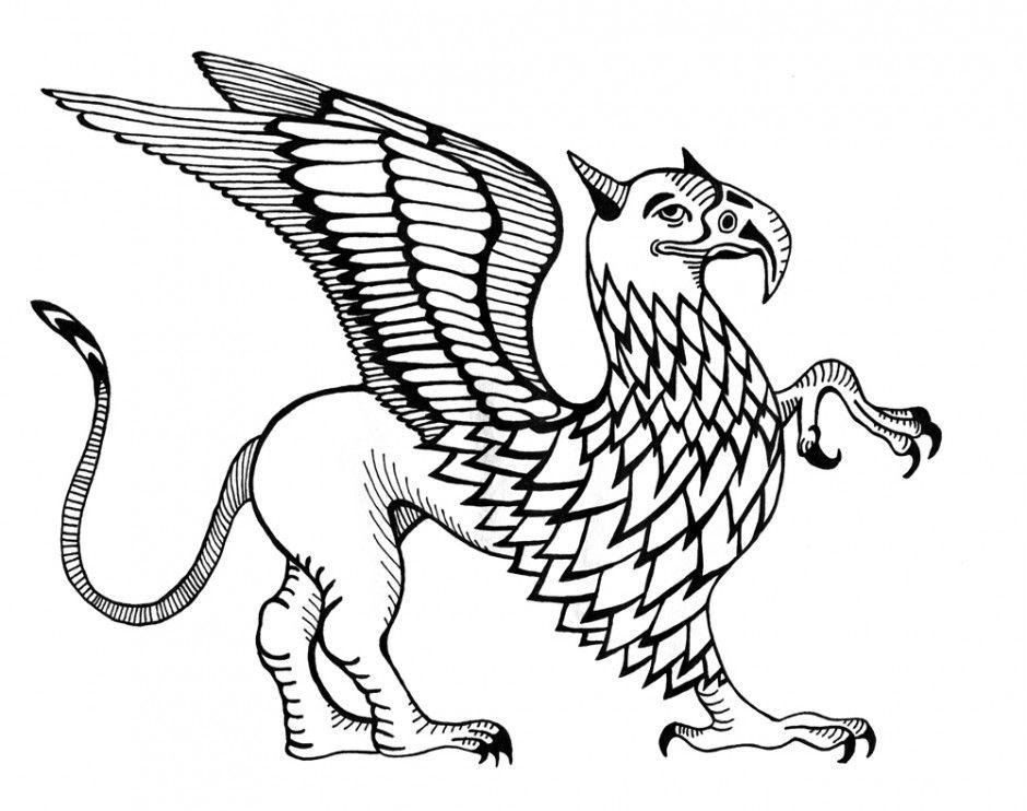 Greek Myths Coloring Pages Amp Imagixs | Lineart: Mythology ...