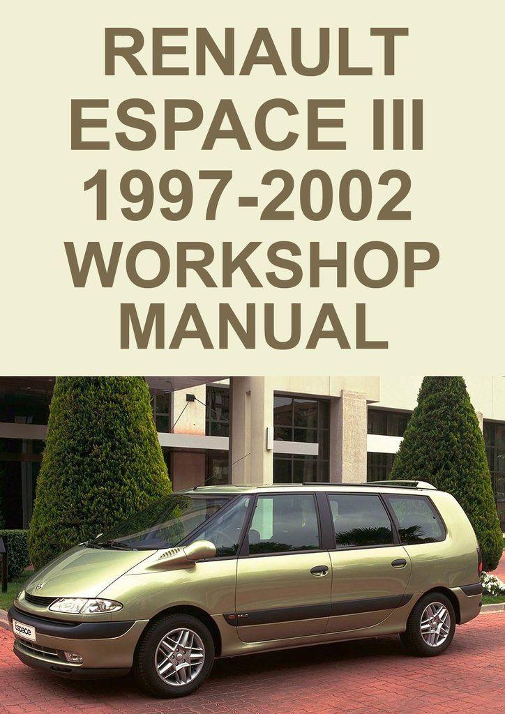 Renault Espace Iii 1997