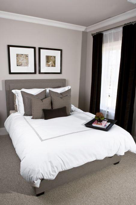 Sleek Transitional Bedrooms - Bedroom Designs - Decorating Ideas