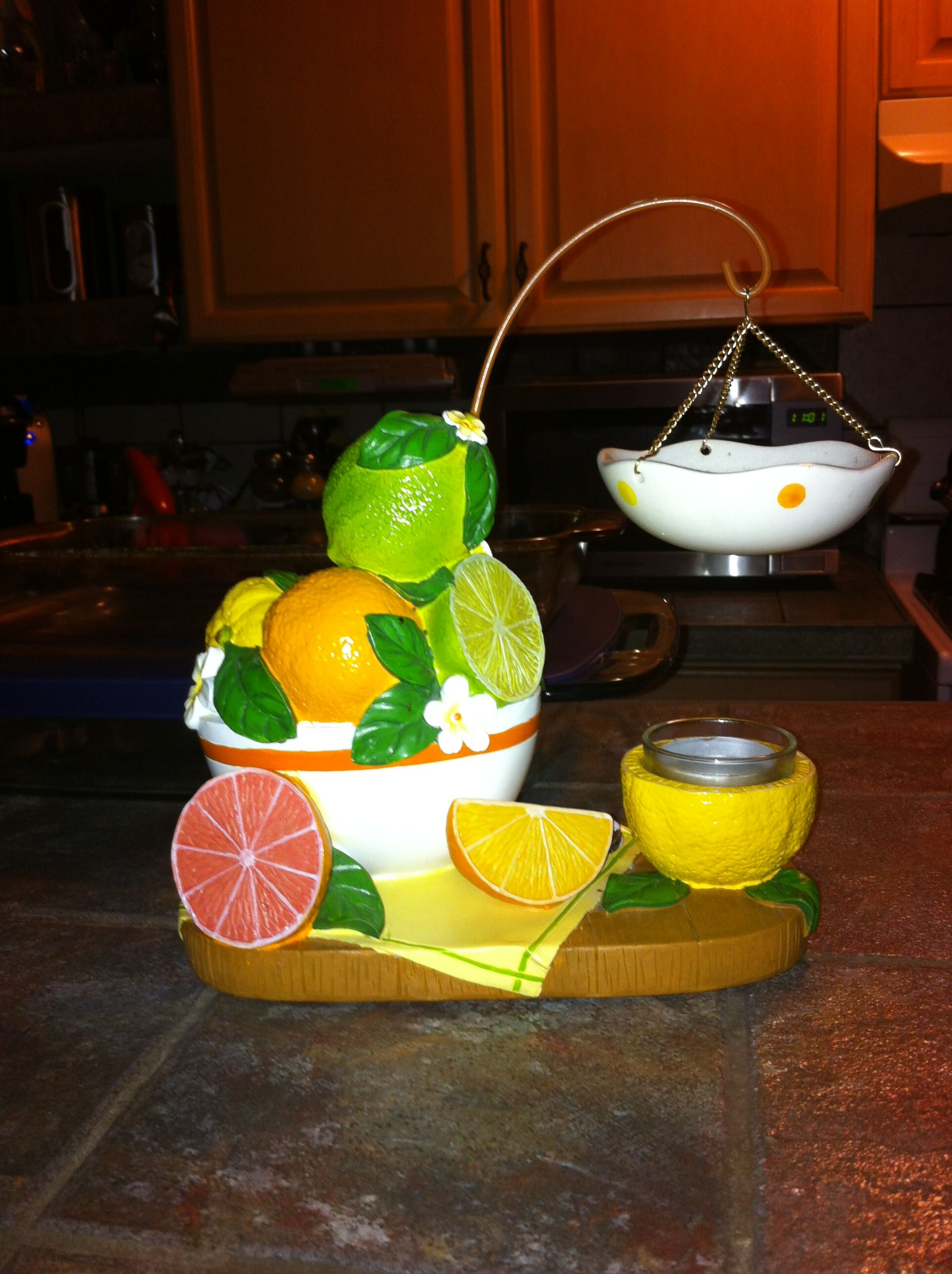 Citrus tart burner yankee candle yankee candles pinterest