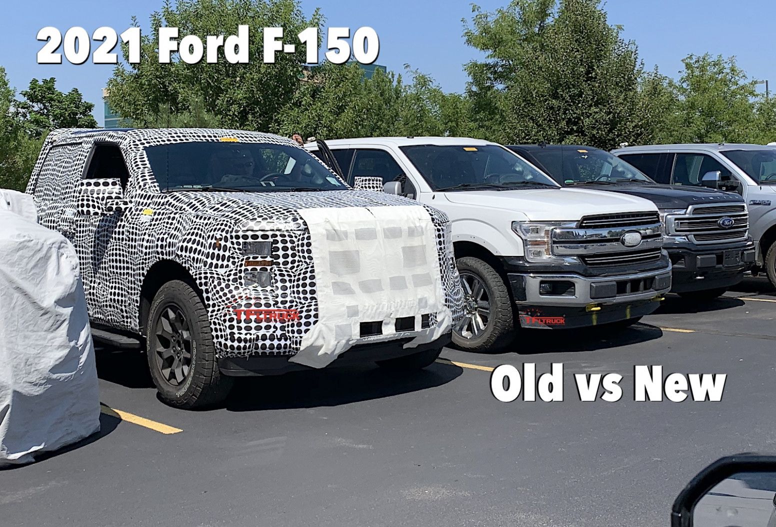 2021 Spy Photographs Ford F350 Diesel Evaluation 2021 Spy Shots