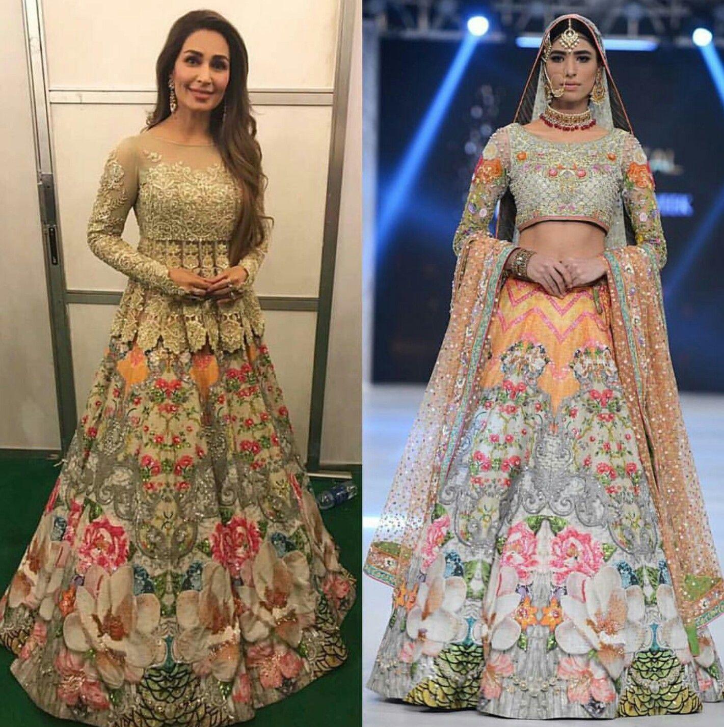 Reema Khan Wears Nomi Ansari
