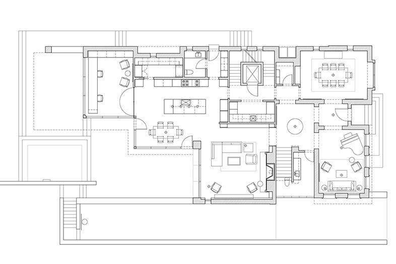 Lakeview Contemporary Architecture Portfolio Design City Living Apartment Architecture Design
