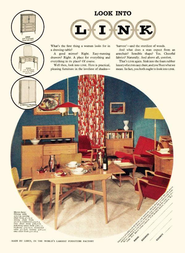Mid-century modern furniture | Mid century modern ...