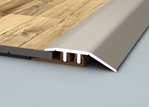 Aluminium Transition Reducer Profile For 4 7mm High Flooring Transition Strips Flooring Floor Trim