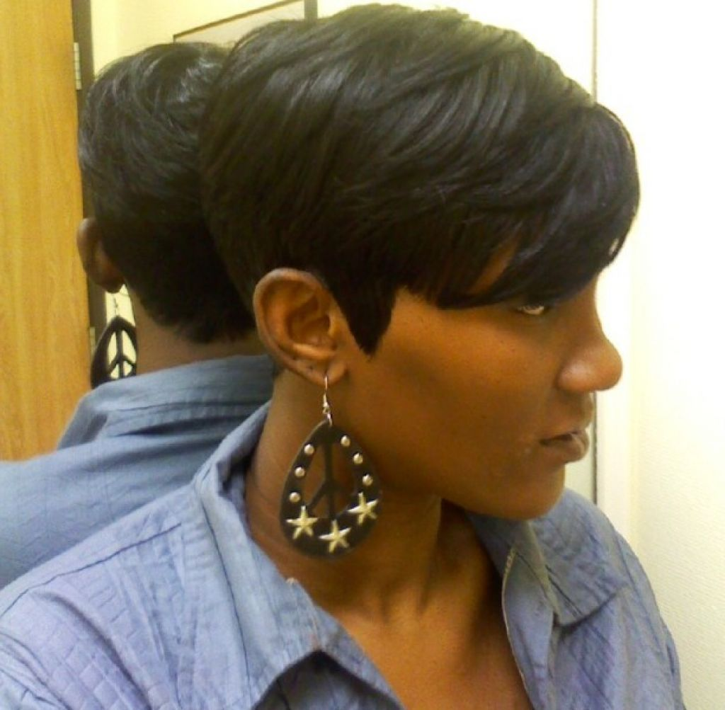 shoulder length sew in hairstyles
