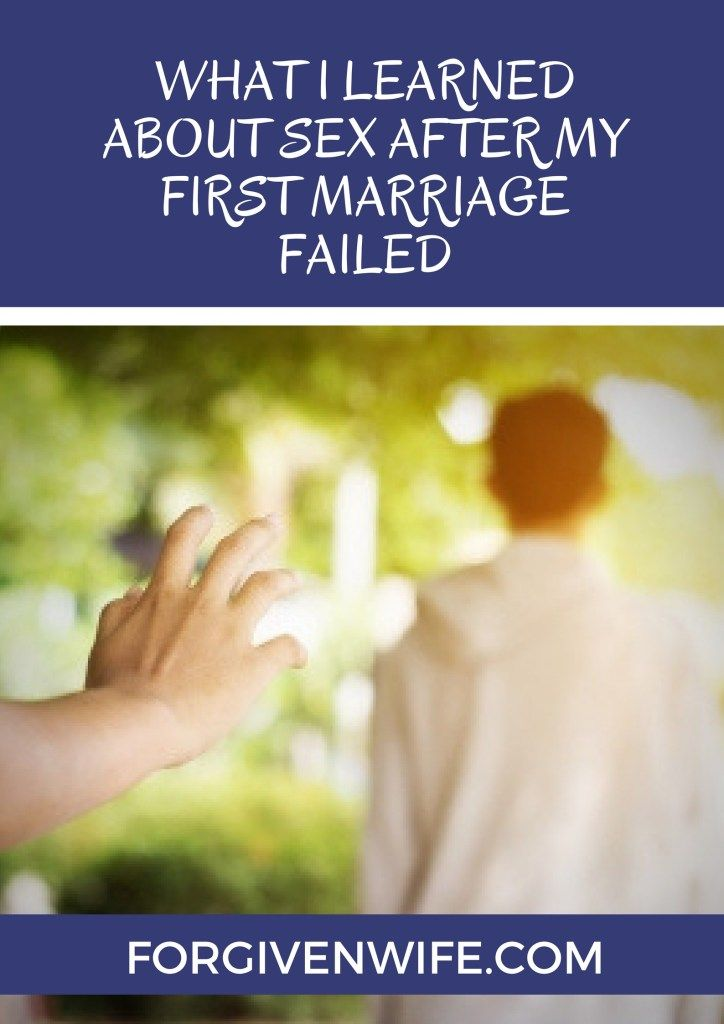 Sex after divorce for a christian