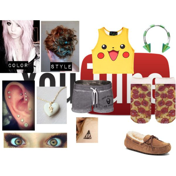 """""""Dominika Voskoboynikov's First Outfit: First Chapter"""" by brookethezombie on Polyvore"""