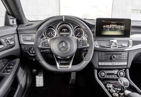 2015 Mercedes Benz Cls Class Adds New Cls400 And 9 Speed Auto 8